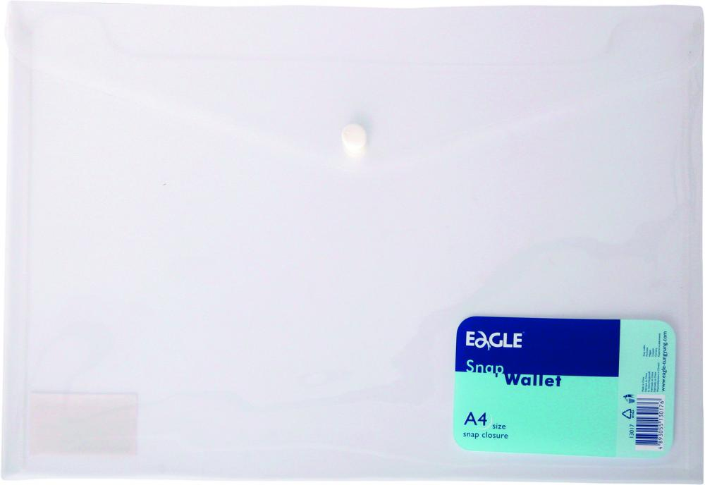 Mapa PVC inchidere cu capsa