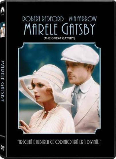 MARELE GATSBY THE GREAT GATSBY
