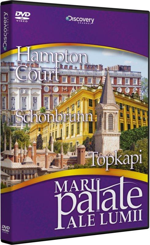 MARI PALATE HAMPTON COURT, SCHONBRU