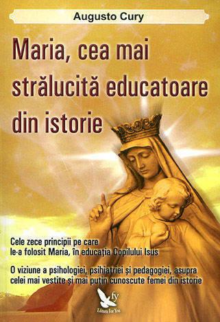 MARIA, CEA MAI STRALUCITA EDUCATOARE