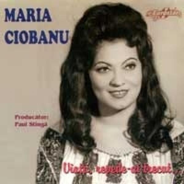 MARIA CIOBANU VIATA, REPEDE-AI TRECUT