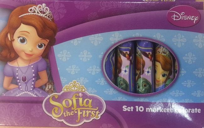 Markere copii,10buc/set,Sophie