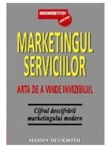 MARKETINGUL SERVICIILOR ヨ ARTA DE A VINDE INVIZIBILUL