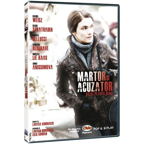 MARTOR SI ACUZATOR - THE WHISTLEBLOWER