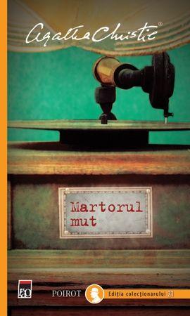MARTORUL MUT. POIROT EDITIA COLECTIONARULUI