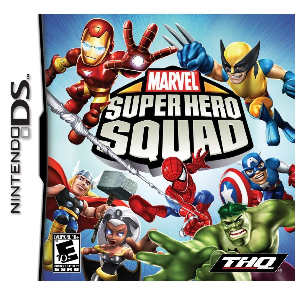 MARVEL SUPER HERO SQUAD DS