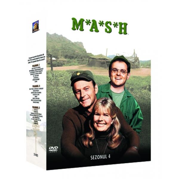 MASH - SEASON 4 - MASH - SEASON 4