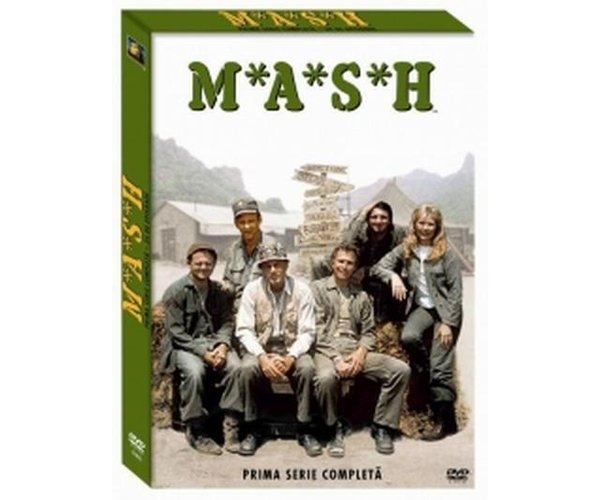 MASH - SERIA 1 (3 discu MASH - SEASON 1 (3 disc