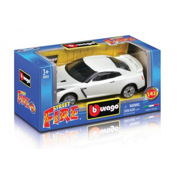 Masina Bburago Street Fire 1:43