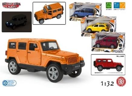 Masina ColorBaby,SUV,div.culori