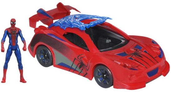 Masina de lupta Spider-Man