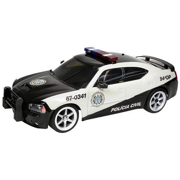 zzMasina de politie Dodge Charger F&F 5