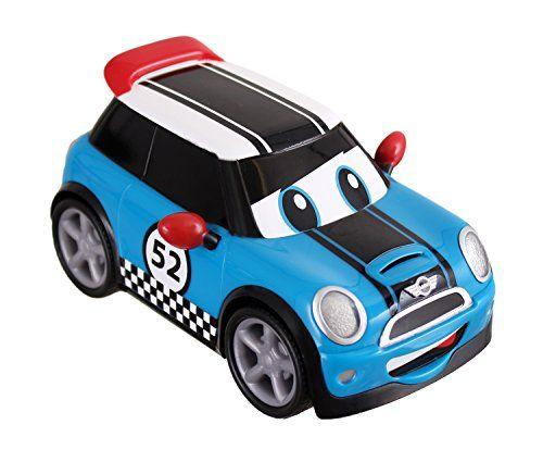 Masina Go Mini,cu efecte,albastra