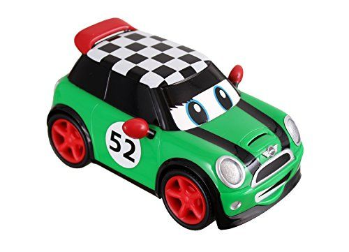 Masina Go Mini,cu efecte,verde