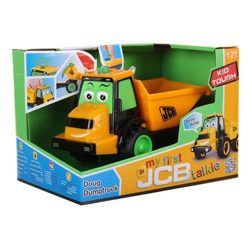 Masina JCB Doug,cu sunete