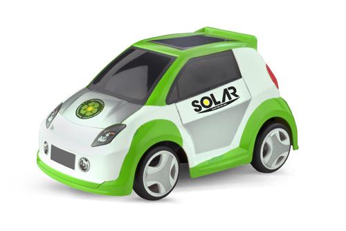 Masina Ninco,Radio Control,Solar,1:12