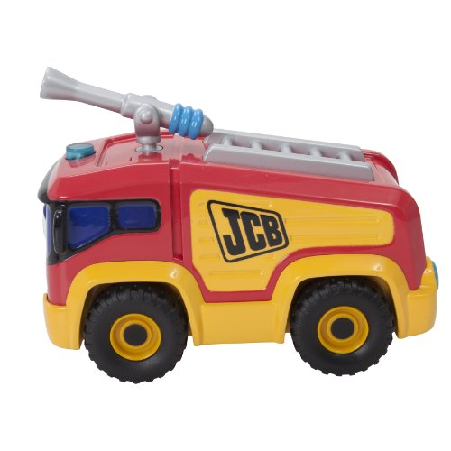 Masina pompieri JCB Frankie cu sunete