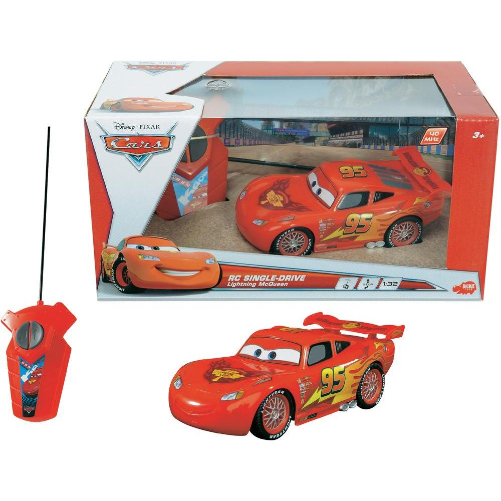 Masina RC Dickie,Fulger McQueen,1:32