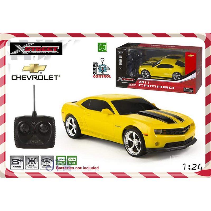 Masina RC,ColorBaby,Chevrolet Camaro,1:24