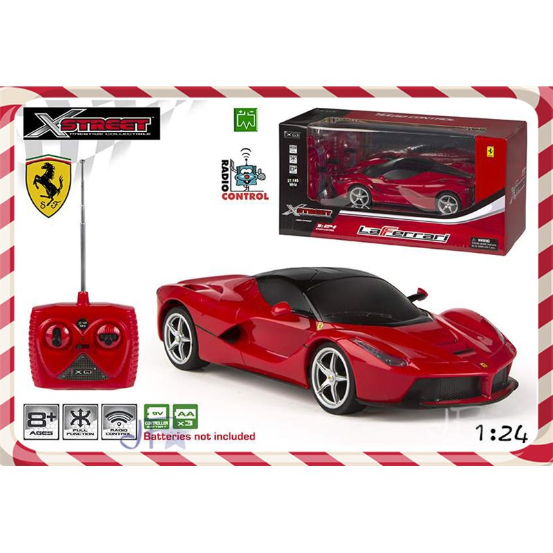 Masina RC,ColorBaby,Ferrari,1:24