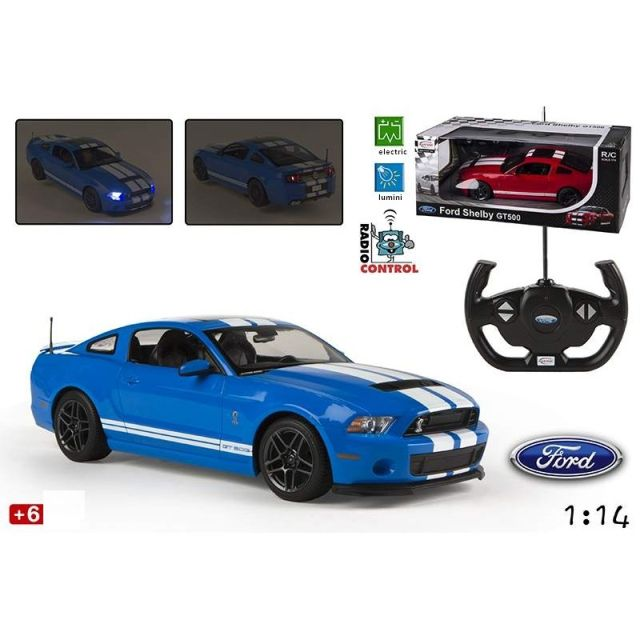 Masina RC,ColorBaby,Ford Mustang,1:14
