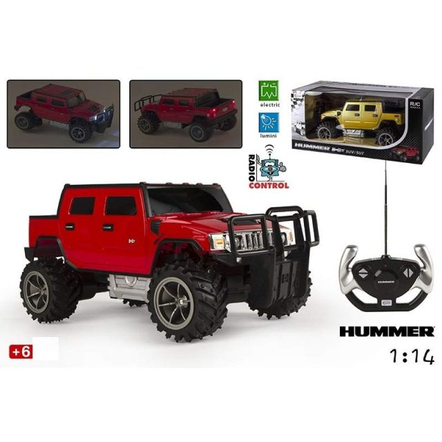 Masina RC,ColorBaby,Hummer Pick-up,1:14