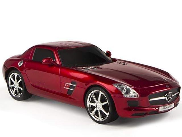 Masina RC,ColorBaby,Mercedez Benz SLS,1:24