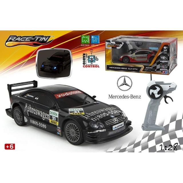 Masina RC,Race-Tin,Mercedes CLK,1:28