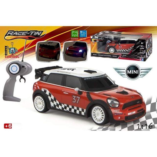 Masina RC,Race-Tin,MiniCooper WRC,1:16
