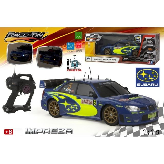 Masina RC,Race-Tin,Subaru Impreza,1:10