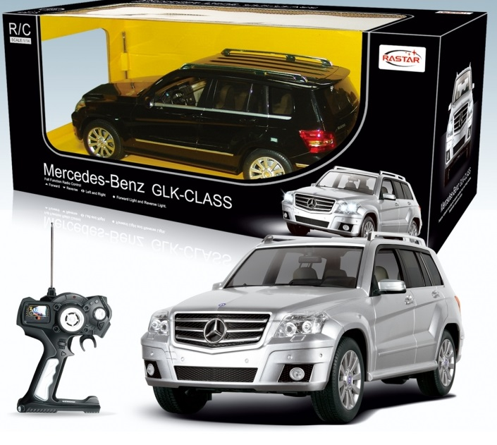 Masina RC,Rastar,Mercedes-Benz,1:14