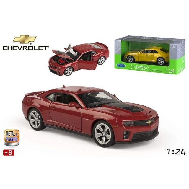 Masina Welly,Chevrolet,1:24
