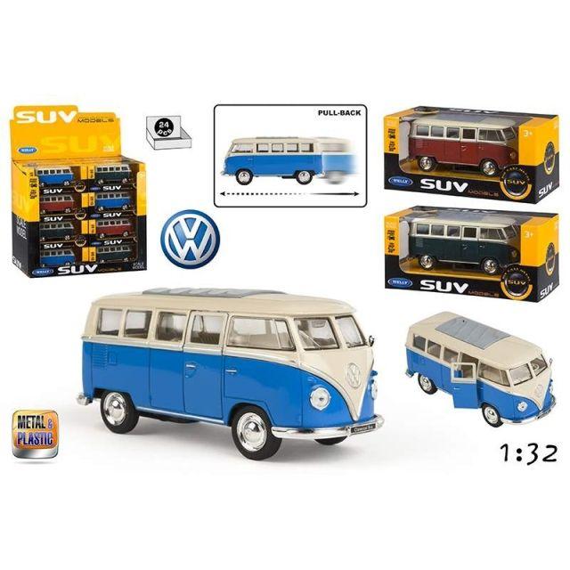 Masina Welly,Volkswagen Van,1:32