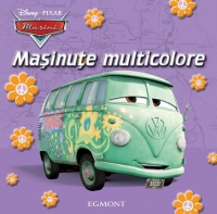 Masini ,  Masinute Multicolore, Disney