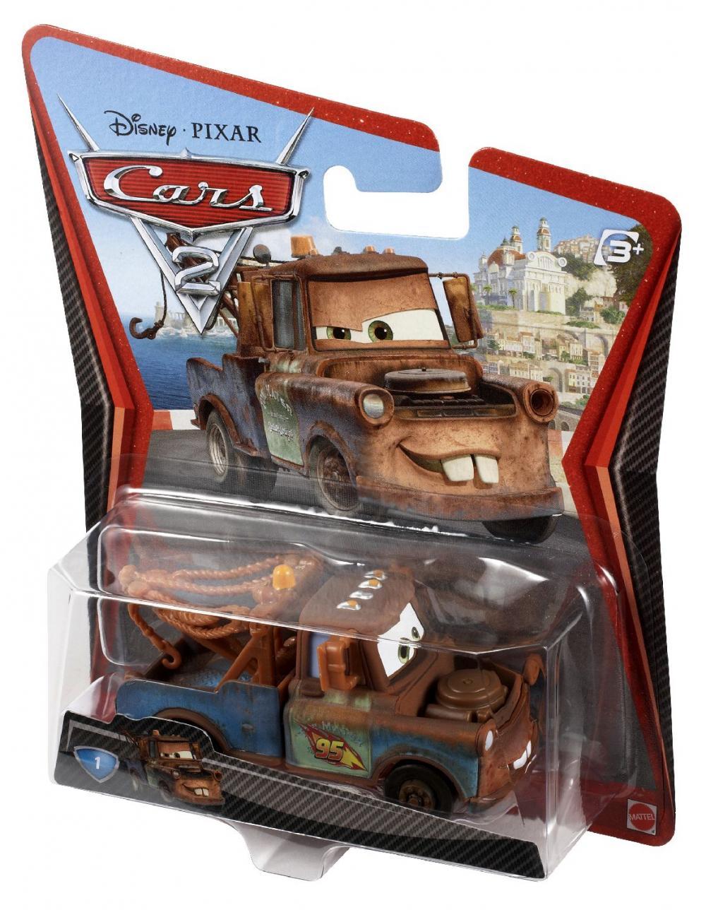 Masinuta Cars 2 die cast, div....