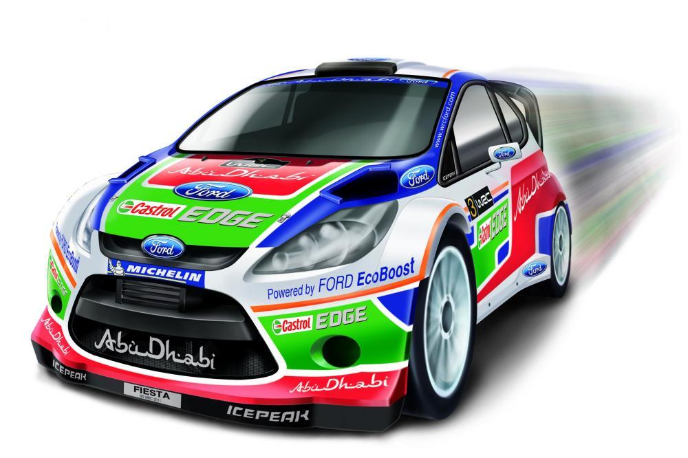 zzMasinuta Ford Fiesta RC