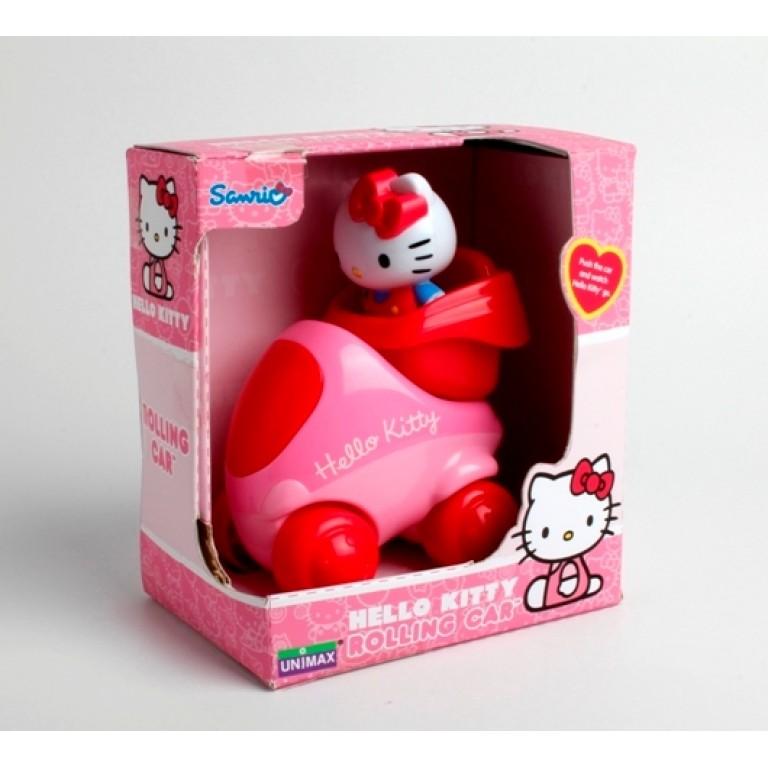 Masinuta Hello Kitty