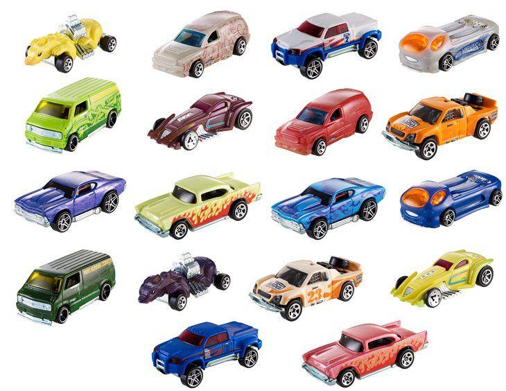 zzMasinuta Hot Wheels, culori schimbatoare