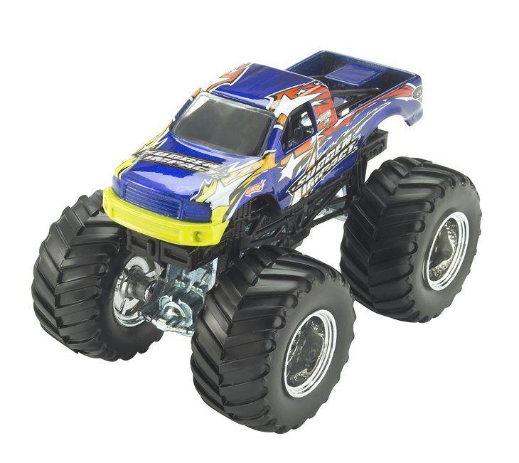 zzMasinuta Hot Wheels Monster Jam