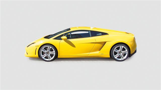 Masinuta Siku Lamborghini Gallardo