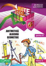 Mate 2000 Algebra Geom. Cl.Vi-1/2010, Ed.15, Maria Zaharia