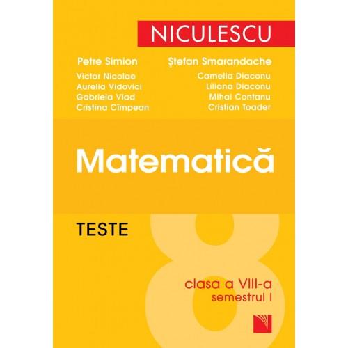 MATE CL 8 SEM 1 - CIORANEANU