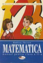 Matematica -Manual clasa a II-a - Rodica Chiran