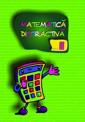 MATEMATICA DISTRACTIVA CLS 3