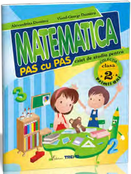 MATEMATICA PAS CU PAS CLASA 2