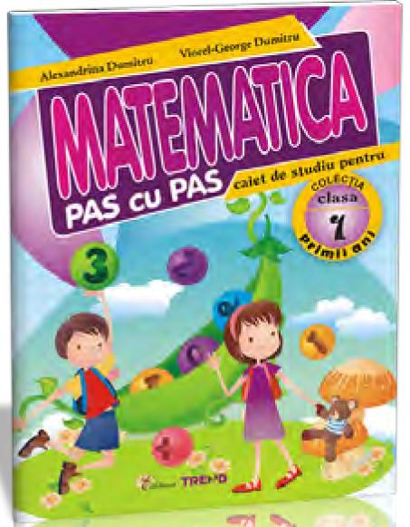 MATEMATICA PAS CU PAS CLASA 1