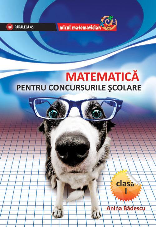MATEMATICA PT. CONC. SCOLARE, CLS. I