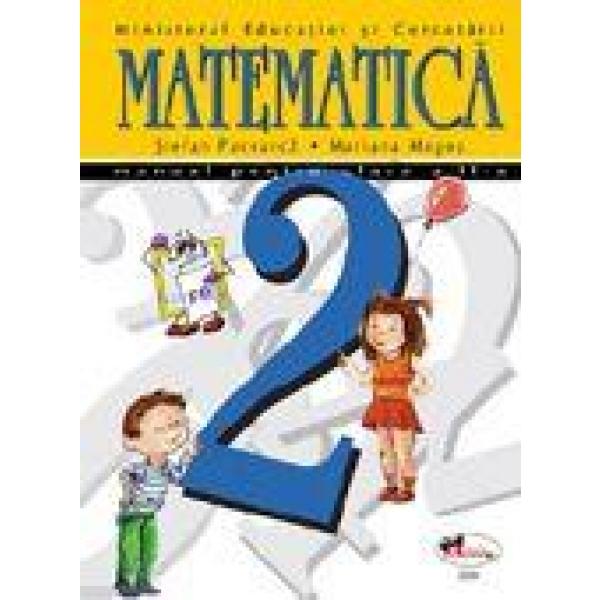 Matematica.Clasa II. Pacearca, Mogos