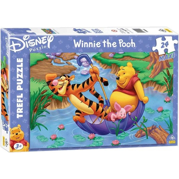Maxi puzzle Winnie the Pooh, 24 piese