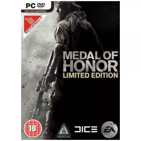 MEDAL OF HONOR LIMITED PC